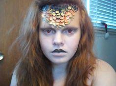 Evil Mermaid Makeup TheVengefulOctopus