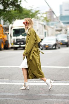 NYFW Day 3 had some of the best street style looks yet. See the best of the best here: