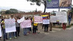 Habitantes protestaron en el Este de Barquisimeto por adjudicación de terrenos