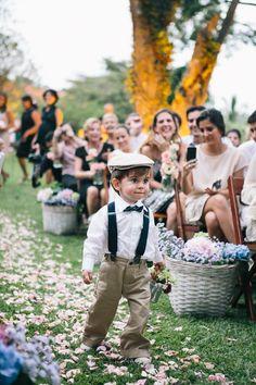 Pajem de casamento: 5 tipos de trajes que vão deixá-lo uma gracinha