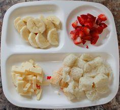 Baby finger food, toddler meal ideas - mommyoutnumbered.com 6