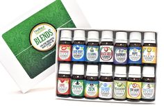 Are you new to essential oils? The Beginners Blend was assembled just for you. This valuable set includes 14 premium essential oil blends that have been expertly chosen to give you all you need no mat