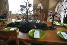 Ideia para decoração de mesa.