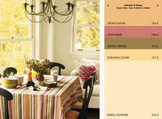 On The Sunny Side Paint Collection - Paint Color Collection Yellow Paint Colors, Interior Paint Colors, Yellow Painting, Paint Colors For Home, Wall Colors, House Colors, Home Decor Inspiration, Color Inspiration, Trending Paint Colors