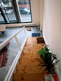 Two-Storey Gastown Loft