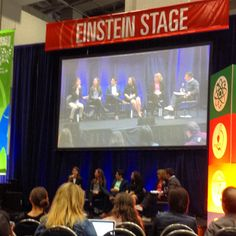 CS Panel at the USA Science and Engineering Festival!