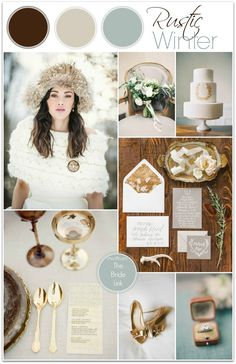 rustic-winter-wedding-ideas-6.jpg (736×1138)