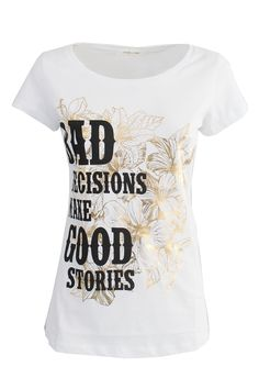 Shirt stampa bad | Giorgia & Johns