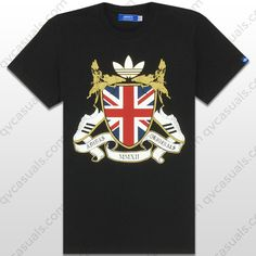 adidas Originals Mens G Gothic Trefoil T-Shirt X42104 at QV casuals. Save on a huge range of big brand t shirts.