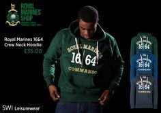 Star and Stripes Royal Marines Commando Army Hooded Sweatshirts British Army Hooded Sweatshirt