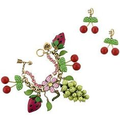 totally adore Betsey Johnson jewelry