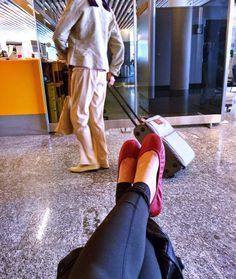 We travel, a lot. { Nolandia Travels } So, shoes, for me, have become a thing.      Which may be commonplace for some ladies, (...