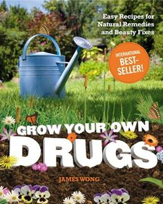 You Might As Well Grow Your Own Drugs:  I've been lusting after this book for over a year now