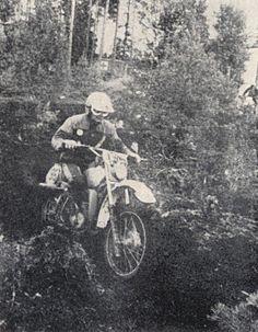 Photo - #195 Josef Stefl of Czech team 'Club Dukla Praha 2' ISDT 1978