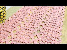 Tapete Jardim Secreto - Parte 1/3 - Marcia Rezende - Arte em Crochê - YouTube Crochet Borders, Crochet Lace, Lace Patterns, Crochet Patterns, Crochet Home Decor, Crochet Tablecloth, Crochet Videos, Crochet Designs, Knitting Yarn