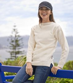 guernsey sweater for men & women