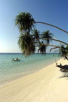Derawan Island, Kalimantan, Indonesian Borneo