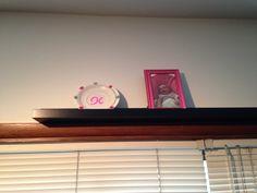 Kaylee's photo ledge