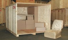 Containerized Storage - http://fortlauderdalemoversflorida.com/work/containerized-storage/