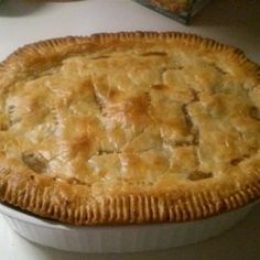 """To-Die-For Chicken Pot Pie 