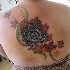 125 Mandala Tattoo Designs with Meanings - Wild Tattoo Art