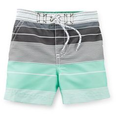 Striped Swim Trunks | Carters.com