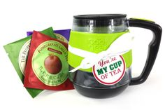 Our desktop tea infuser is a tea drinkers delight! #CoolGear