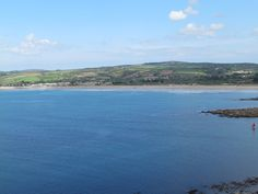 View from St. Michael's Mount - Cornwall, England