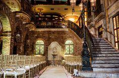Wedding Ceremony at The Cruz building #yourmiamiwedding