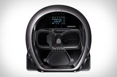 Give your chores a taste of the Dark Side with this Samsung Darth Vader Powerbot Vacuum. It has powerful suction to deliver one-pass cleaning and a special shutter that extends to get dirt in edges and corners. An advanced sensor...
