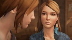 Chloe and rachel then play two truths and a lie. chloe can either play honestly or cheat. however she plays, rachel correctly guesses the truths and lies Rachel Life Is Strange, Dontnod Entertainment, Dating Over 50, Body Language Signs, Video Game News, Video Games, Senior Dating Sites, Truth And Lies, Old Mother