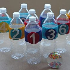40 Cool Ways To Upcycle And Reuse Plastic Bottles Kids Crafts, Recycled Crafts Kids, Diy And Crafts Sewing, Glue Crafts, Crafts To Make, Easy Crafts, Creative Crafts, Preschool Crafts, Water Bottle Crafts