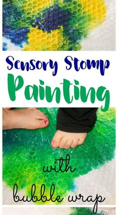 These activities for 1 year olds include sensory, science and arts along with gross and fine motor skills for toddlers. Crafts for 1 year olds included too. Activities For 1 Year Olds, Eyfs Activities, Painting Activities, Toddler Learning Activities, Infant Activities, Crafts For 2 Year Olds, Nursery Class Activities, Autism Sensory Activities, Activities For Children