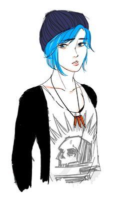 Chloe   Life is Strange   via: bythewayimnotover