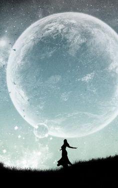 Full Moon Woman~