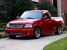 ford lightning | 32V Twin Turbo 5.4L Ford Lightning Project - Pics and Commentary ...