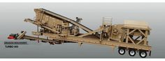 Dragon Screening Plant, Mobile Vibrating Screening Plant,Mobile Screening Machine,Mobile Vibrating Screener,Crushing Manufacturers,Suppliers,For Sale,Portable Mining Screener Turkey Factory