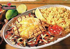 Applebee's Copycat Recipes: Fiesta Lime Chicken.