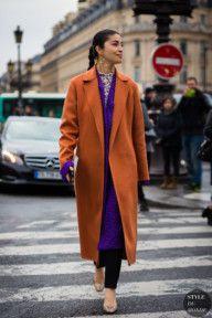 STYLE DU MONDE / Paris Fashion Week FW 2016 Street Style: Caroline Issa  // #Fashion, #FashionBlog, #FashionBlogger, #Ootd, #OutfitOfTheDay, #StreetStyle, #Style