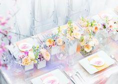 *カラフル可愛い*海外風カラフル&水彩テーブルコーディネート総まとめ♡のトップ画像