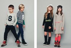 have been delivered the finest in clothes and luxury fashion to its loyal and trusting clients. From the t-shirts and jeans to the most luxuriously crafted coats, jackets and much more. Toddler Fashion, Toddler Outfits, Boy Fashion, Kids Outfits, Little Fashionista, Fashion Design For Kids, Kids Wardrobe, Designer Kids Clothes, Bubble