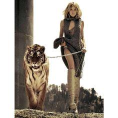 Art & Photography: Safari - Fashion Photography found on Polyvore