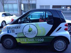 Lonsdale:delivery restoorane zeytoon shobeye north van