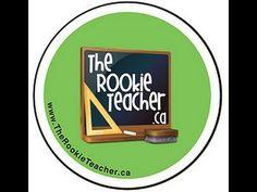 The Rookie Teacher [dot] ca