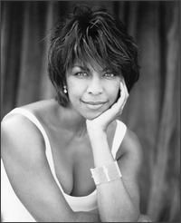I loved singing and dancing to Natalie Cole songs growing up. She was always beautiful and poised. I hoped to be the same way.
