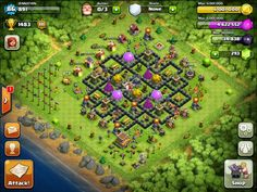 Clash of Clans Guide Town Hall 8