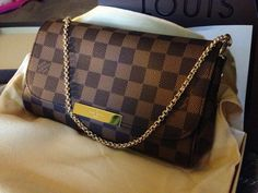 I want this Louis Vuitton Favorite PM #musthave #love