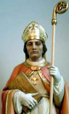 Saint Thorlac Thorhallsson pray for us and Iceland.  Feast day December 23.