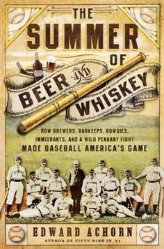 In 1882, National League baseball games were too pricey for regular Joes to attend. In a forward-thinking maneuver, a German-born biergarten owner who knew nothing about baseball bought the St. Louis Browns baseball team in an effort to sell more beer. This act led to the creation of the short-lived American Association, but more importantly, it revitalized the sport and made it palatable to the working class and America's immigrants.