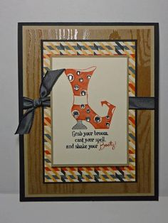 Bootiful Halloween by junior tx - Cards and Paper Crafts at Splitcoaststampers
